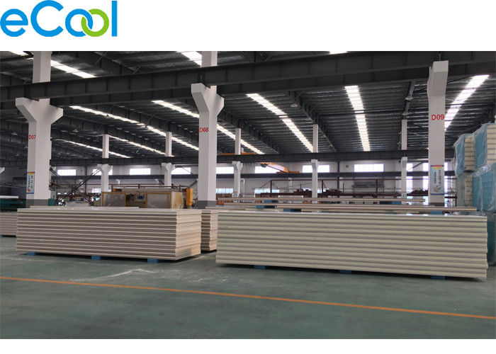 Insulation Boards /Sandwich Panel for Cold Storage Wall and Ceiling Density 40Kg/M3